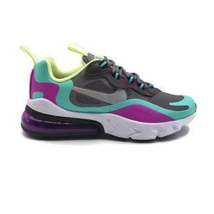 Nike Air Max 270 React (GS) Youth Running Shoes